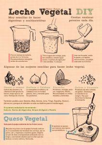 LECHE VEGETAL - SEMILLAS Y FRUTOS SECOS