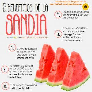 SANDIA - SEMILLAS